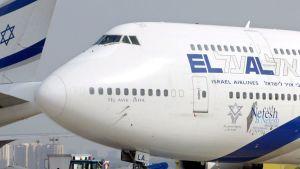El Al jet