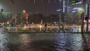 floods in Shenzhen