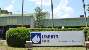 Liberty Steel Georgetown in South Carolina mill hit by fire