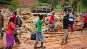 Malawi victims of Cyclone Idai