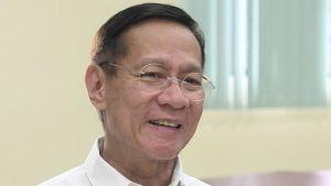 Philippine Health Secretary Francisco Duque