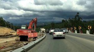 Trans-Borneo Highway