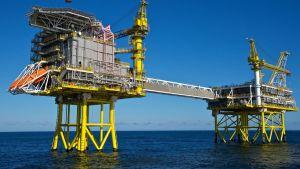 US oil field