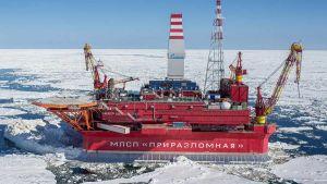 Arctic oil exploration