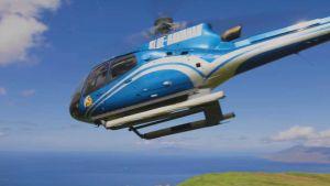 Blue Hawaiian Helicopters of Kahului, Hawaii