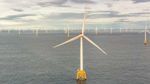Changhua offshore wind project