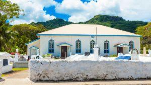 Cook Islands church