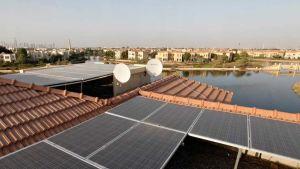 Dubai solar roof
