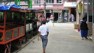 Fiji street