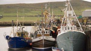 Ireland fishermen