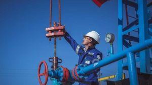 Kazakhstan oil field