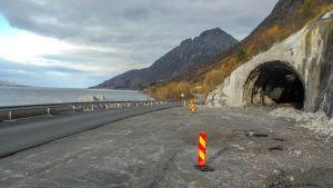Liafjell Tunnel