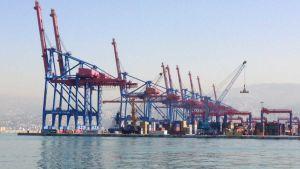 Port of Beirut