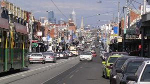 Sydney road