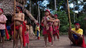The Kokama tribe