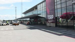 Torp airport