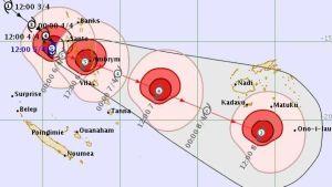 Tropical Cyclone Harold