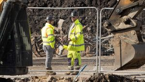 UK Construction work