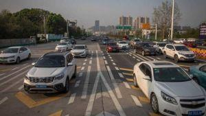 Wuhan road