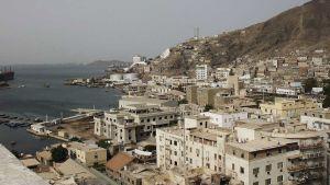Yemen city