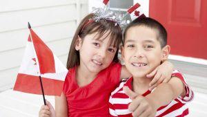 Canada children benefit