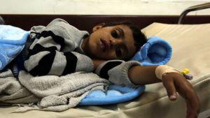 Cholera hits Yemen