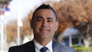 Deputy Premier of NSW John Barilaro