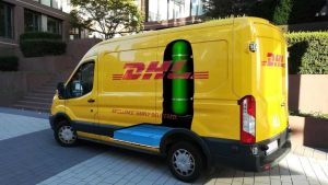 DHL and StreetScooter