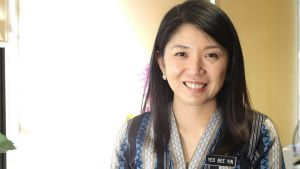 Environment minister Yeo Bee Yin