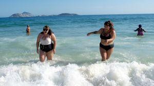 Fat people Brazil
