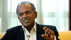K.Shanmugam