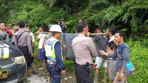 Mine in Mt. Pongkor in Bantar village