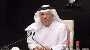 Minister Anwar Gargash