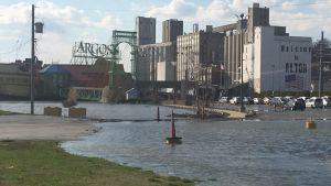 Mississippi flood