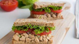 Morrisons launched vegan 'tuna'