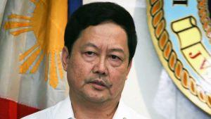 Philippine Justice Secretary Menardo Guevarra