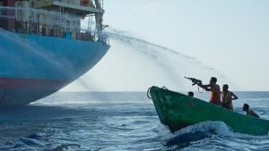 Piracy and sea robbery
