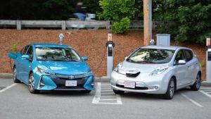Plug-in hybrid electric vehicle