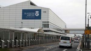 Scottish airport