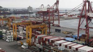 Taiwan's exports