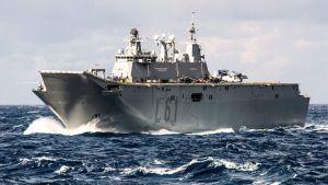 Turkey navy