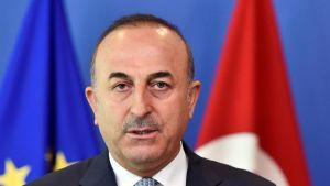 Turkish Foreign Minister Mevlüt Cavusoglu
