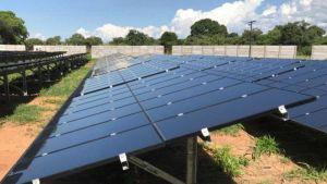 Zimbabwe solar energy