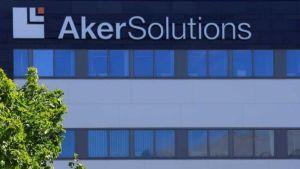 Aker Solutions fell