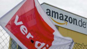 Amazon Germany strike