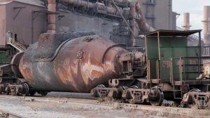 ArcelorMittal burns