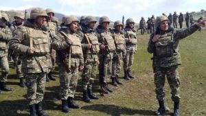 Armenia soldier