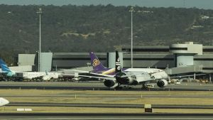 Australia airport