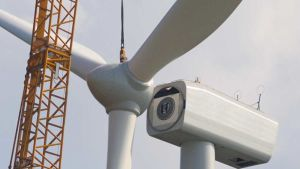 Blades for wind turbines