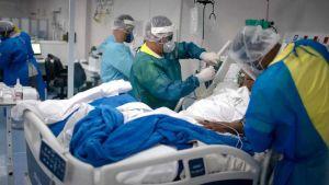 Brazil hospital